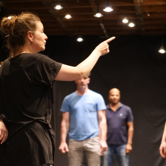 Voice and Movement Acting Workshop in London